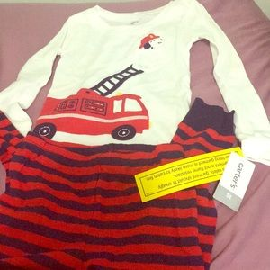 Boys PJ's size 5 by Carters